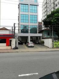 São Vicente prédio com clinica ´medica na av principal