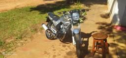 Ybr 125 top de motor