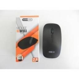 Usado, Mouse Wireless sem fio hlw103 hardline comprar usado  Belém