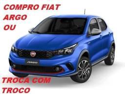 Fiat Argo Pago à Vista ou Troca com Troco!