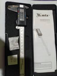 Paquímetro digital profissional mtx