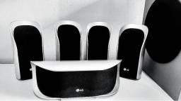 Caixas de home theater LG 5.1 passivo