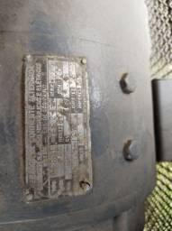 Gerador diesel com carretinha