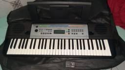 Vendo instrumento musical teclado yamaha