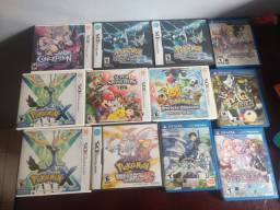 Vendo jogos de psvita e 3DS 100 reais cada