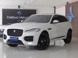 Jaguar F-Pace 2.0 Ingenium R-Sport 2019 18.000Km Garantia fábrica