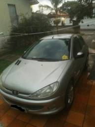 Peugeot 206 1.4 completo