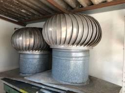 Exaustor para galpão industrial de 22 polegadas
