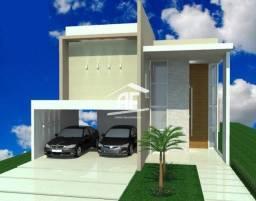 Casa com 4 suítes (1 máster com jacuzzi, closet e varanda)