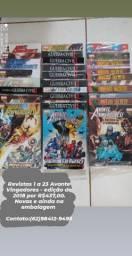 Revistas Avante Vingadores