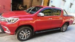 Hilux SRX 2016 Cab Dupla Diesel Automática