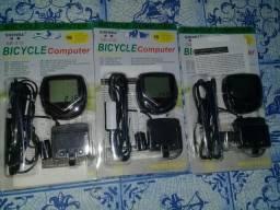 Computador Bike - Velocímetro - Hodômetro