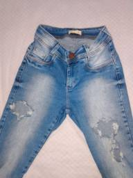 Calça Jeans Skinny - Curitiba