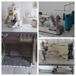 Maquina de costura  travete Galoneira Prespontadeira