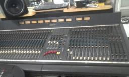 Mesa de som Soundcraft venue 40 canais