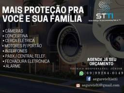 SERVIÇOS TÉCNICOS TELEFONIA REDES STTI