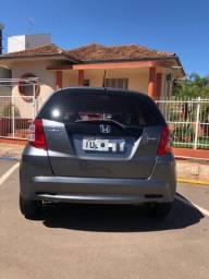 Honda - Fit LX 2013 - Flex (100 cv) - câmbio automático - 4 portas