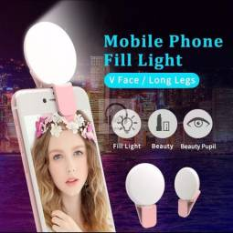 Promoção - Luz de Led para selfie /Celular/Notebook,etc...