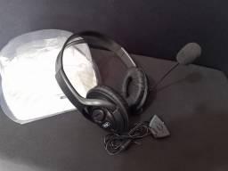 Fone de ouvido com Mic para Xbox 360