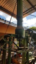 Prensa de tubos de concreto