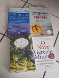 Combo de 4 livros
