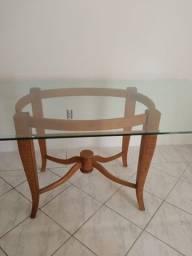 Mesa SIERRA vidro 10mm