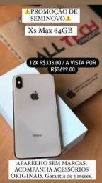 iPhones semi novos, note 8 lacrado