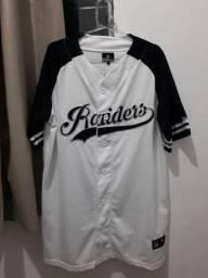 Camiseta raiders