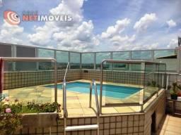 Apartamento à venda com 4 dormitórios em Castelo, Belo horizonte cod:465894