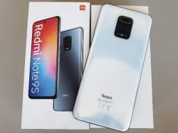 Smartphone Xiaomi Redmi Note 9s - 64GB Rom Global / 4GB Ram + Capinha e Película