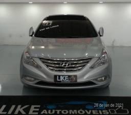 Hyundai Sonata 2011/2011 Top de linha Parcelamos sua entrada  em até 12x