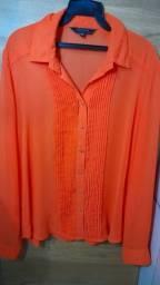 Título do anúncio: Camila com transparência laranja