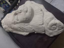 Escultura em Pedra Calcário