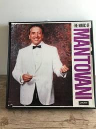 Lp Vinil The Magic of Mantovani , 1982. 6 lps