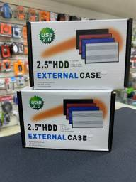 Case Para Transformar Seu Hd Notebook em Hd Externo