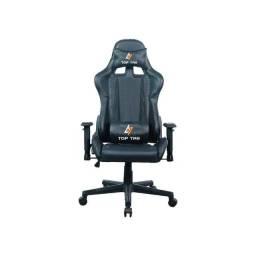 Título do anúncio: cadeira gamer giratoria toptag preta , vermelha , verde