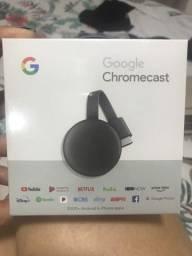 Chromecast 3 Novo Lacrado