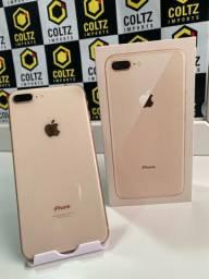 iPhone 8 Plus 128GB Dourado