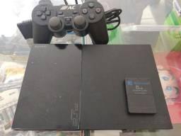 Título do anúncio: PS2 completo e testado
