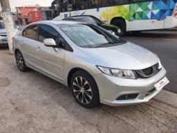 Título do anúncio: Honda Civic LXR 2.0 - 2014/2015 - Automático - Completo