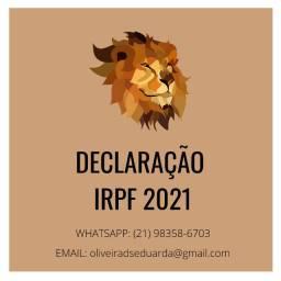 Declaração IRPF 2021