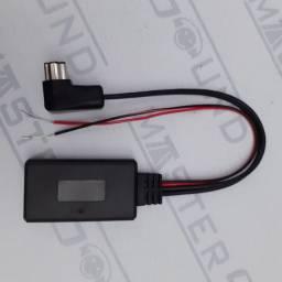 Bluetooth com IP Bus, para som Pioneer.  Novo. Instalado.