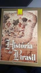 Título do anúncio: Enciclopédia Manchete - História do Brasil