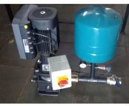 Pressurizador Hydrosolo Grundfos Solo - E