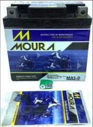 Bateria Moura Titan/Xre300