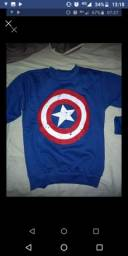 Casaco capitão América 8