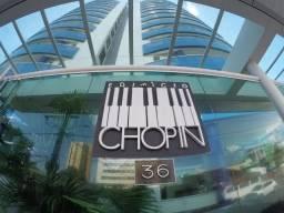 Edificio Chopin Apto de 240m² com 04 Suites - Vieiralves