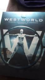 Box Westworld 1 temporada blu ray