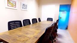 Sala de reunião para até 10 pessoas no Rosarinho! Por R$ 40,00 reais a hora!