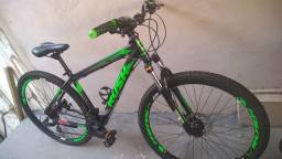 Bicicleta RUSH Verde